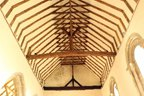 Church Glossary - Common Rafter Roof