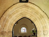 Church Glossary Pointed Arch
